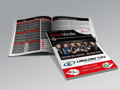 SVG Celle Hallen-Magazin No2